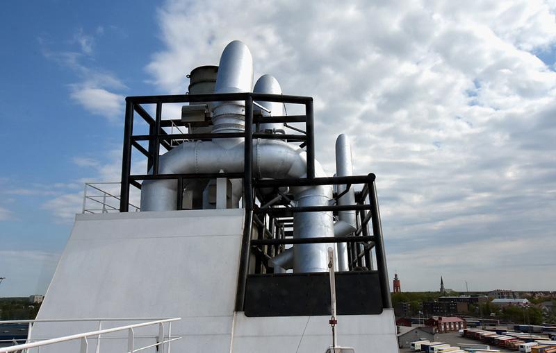 Laivaliikenteen Päästöt