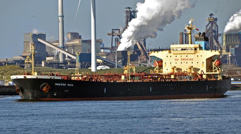 MAERSK MAYA. Rakennettu 2009, Japani. 182x32m. Syväys 7,1m. Pääkone 8579 KW. Omistaja: FUYO KAIUN - OSAKA, JAPAN . Lippu: Panama.