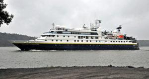 risteilyalus m/s National Geographic Orion