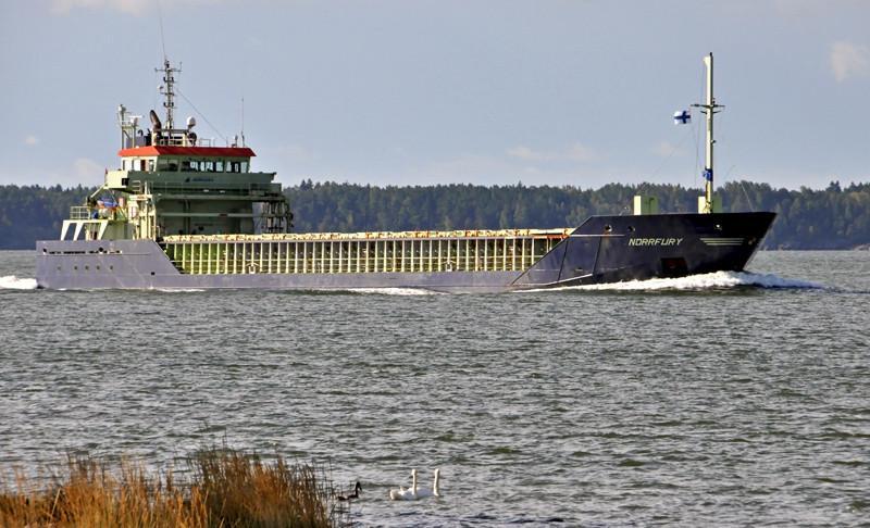rahtilaiva m/s Pagadder