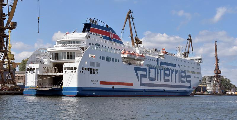 Matkustajalaiva Nova Star