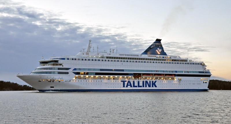 Silja Europa Tallinna