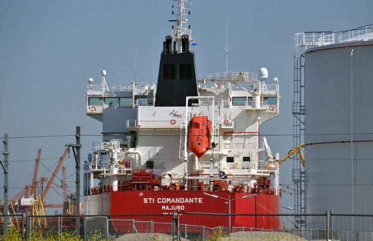 STI COMANDANTE. Rakennettu 2014, Korea. 184x27m. Syväys 11,9m. STI Comandante Shipping Company Limited. Lippu: Marshalsaaret.