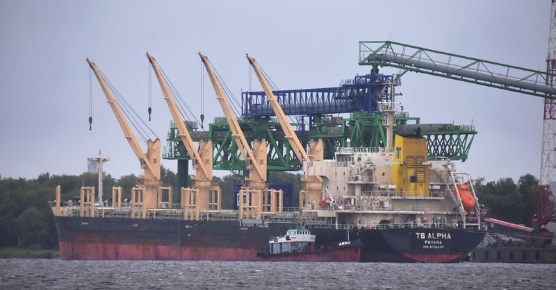 Rahtilaiva TS Alpha